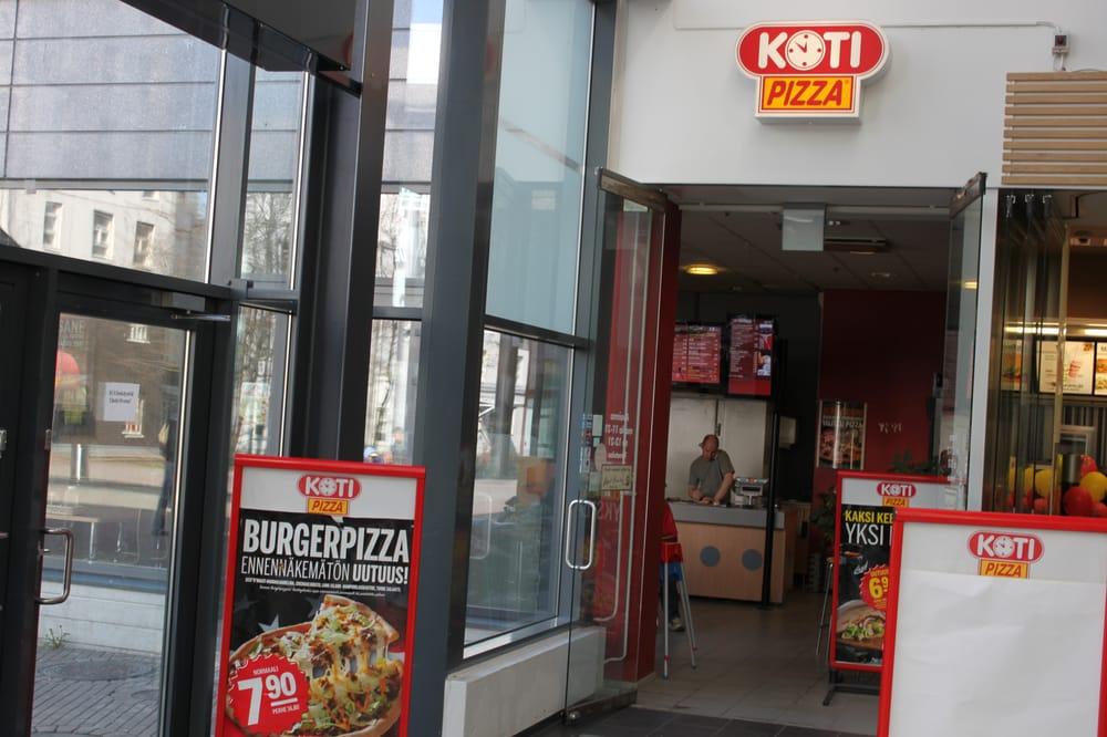Kotipizza Turku Kotiinkuljetus