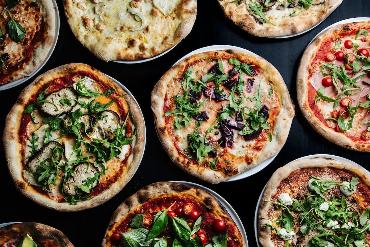 Parhaat Pizzat Helsinki